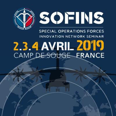 Salon SOFINS du 2 au 4 Avril 2019