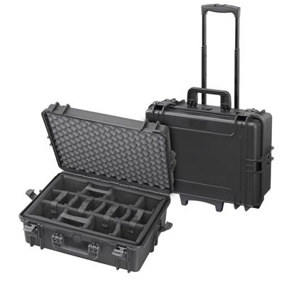 VALISE MAX 0505 + CLOISON MOBILE AVEC TROLLEY