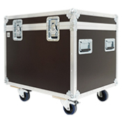 FLIGHT CASE MALLE DE TRANSPORT (900 x 600 x 600)