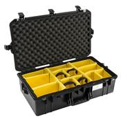 VALISE PELI AIR 1605 + KIT CLOISONS + MOUSSE ALVEOLEE