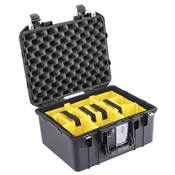 VALISE PELI AIR 1507 + KIT CLOISONS + MOUSSE ALVEOLEE