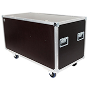 FLIGHT CASE MALLE DE TRANSPORT (1000 x 500 x 400)