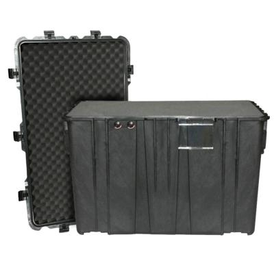 TRANSPORT CASE PELI 0500 AVEC MOUSSE PREDECOUPEE