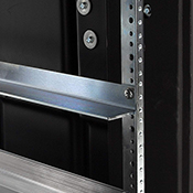 PROFILES DE SUPPORT POUR SHOCK RACK 28'' SKB