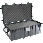 TRANSPORT CASE PELI 0550 AVEC MOUSSE PREDECOUPEE