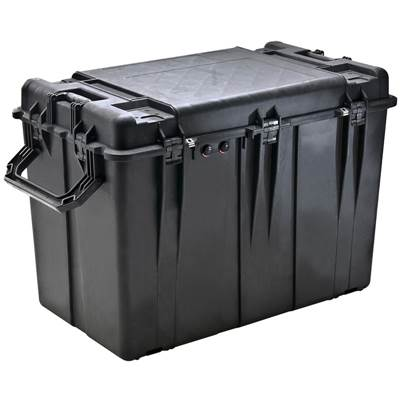 TRANSPORT CASE PELI 0500 VIDE