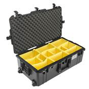 VALISE PELI AIR 1615 + KIT CLOISONS + MOUSSE ALVEOLEE