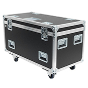 FLIGHT CASE MALLE DE TRANSPORT (1100 x 600 x 600)