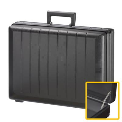 ATTACHE CASE DIMENSION 1032 AVEC EQUERRES VIDE