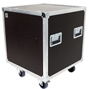 FLIGHT CASE MALLE DE TRANSPORT (600 x 600 x 600)