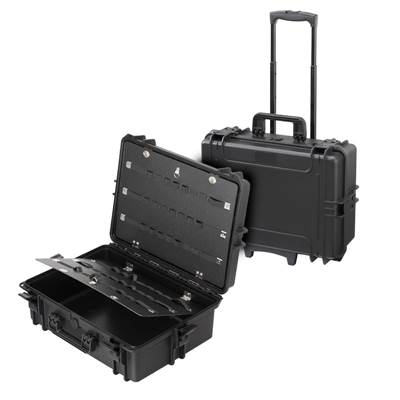 VALISE MAX 0505 CAISSE A OUTILS AVEC TROLLEY